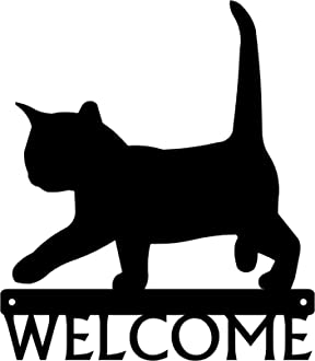 12 inch Wide The Metal Peddler Honey Bee Welcome Sign