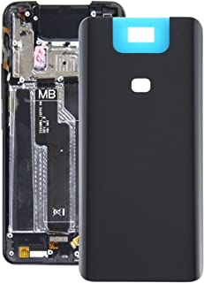 Mobile Phone Replacement Parts Glass Battery Back Cover for Asus Zenfone 6 ZS630KL Spare Part