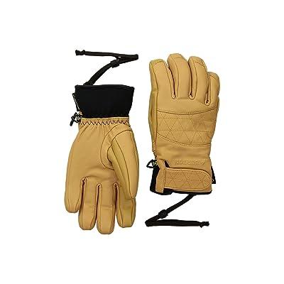 Burton GORE-TEX(r) Gondy Gloves (Camel) Snowboard Gloves