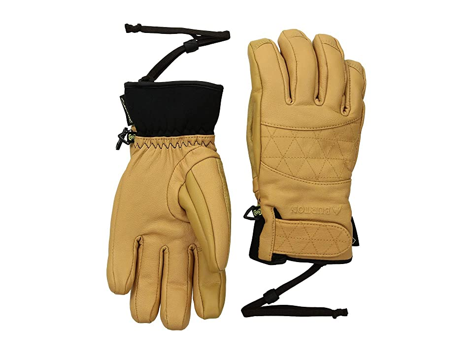 Burton GORE-TEX(r) Gondy Gloves (Camel) Snowboard Gloves