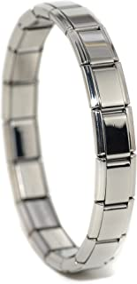 italian link bracelets charms