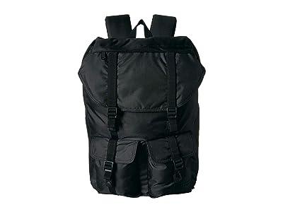 Herschel Supply Co. Buckingham Light (Black) Backpack Bags