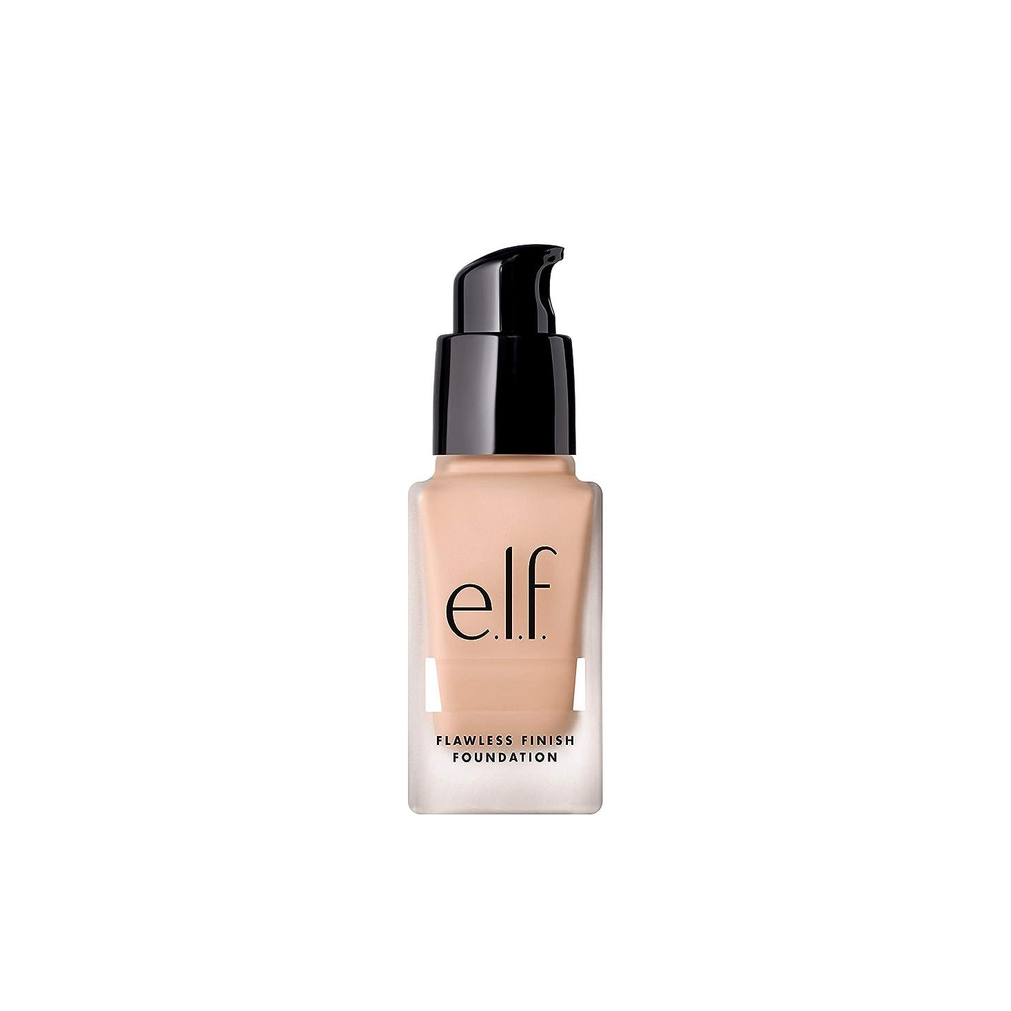 頑固なオンス開梱e.l.f. Oil Free Flawless Finish Foundation - Natural