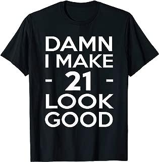 21 Years Old Men Women 21st Birthday Gift Ideas for him