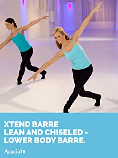 xtend barre challenge