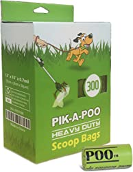 Pik-a-poo 7 One-Handed Poop Scoop