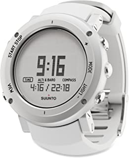 Suunto Core Premium Watch - Alu Pure White