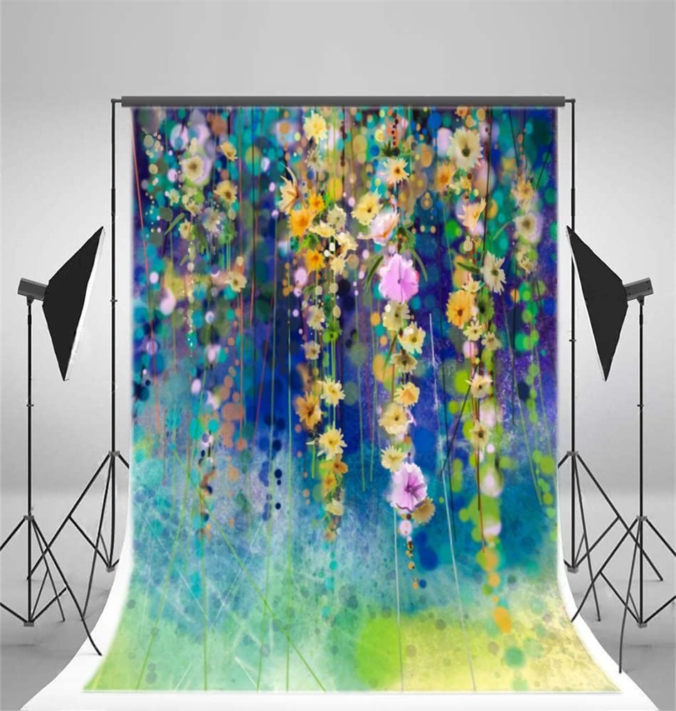 10x12 FT Backdrop Photographers,Far Vintage Fashion Ornamental Paisley Abstract Artwork with Oriental Effect Background for Kid Baby Boy Girl Artistic Portrait Photo Shoot Studio Props Video Drape