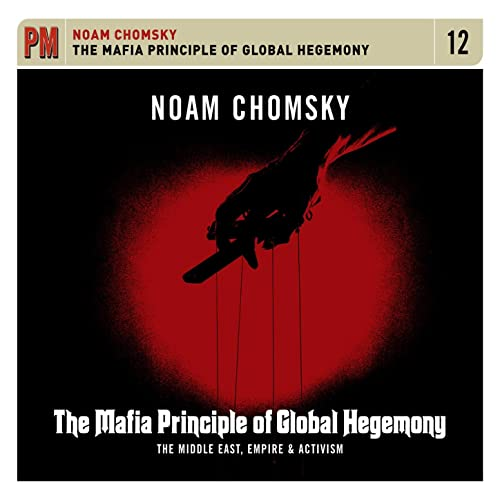 Anti-Missile Systems as a First Strike by Noam Chomsky on