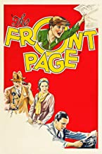 Best the front page full movie Reviews