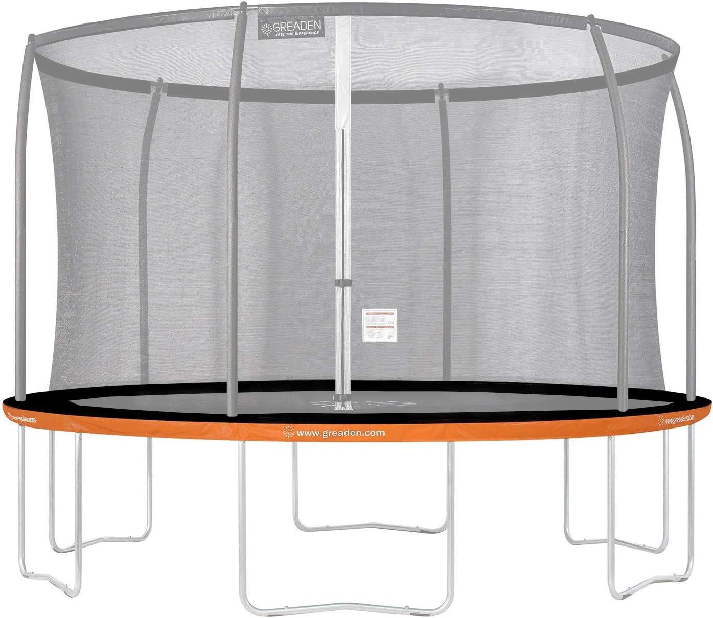 Couverture Rembourrage Greenbay Coussin De Protection de Ressorts pour Trampoline 10 FT /Ø 305cm