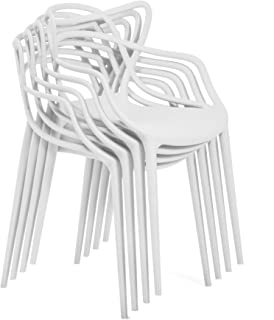 Kartell masters chaise Standard bianco