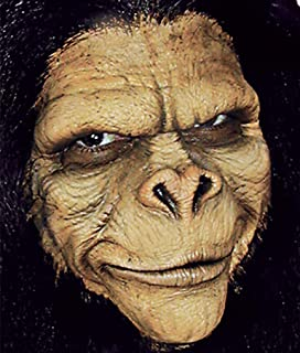 Woochie Foam Prosthetics - Professional Halloween and Costume Facial Accessories - Ape Man