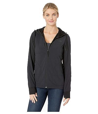 The North Face Mountain Sweatshirt Full Zip (TNF Black) Women