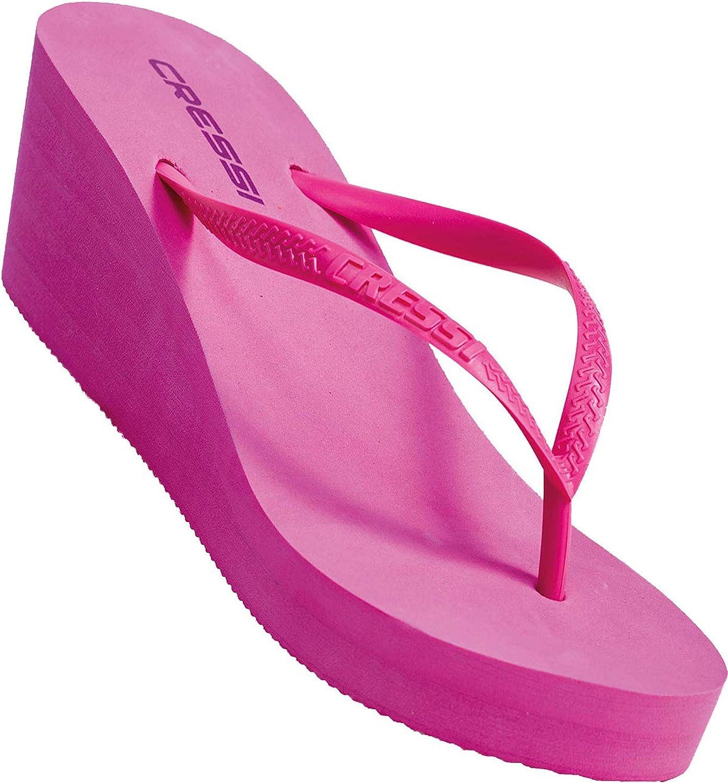 Lady Flops Marbella High Heel Ciabatta Infradito Donna Donna Cressi