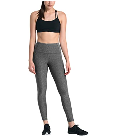 The North Face Motivation Pocket 7/8 Tights (TNF Dark Grey Heather) Women