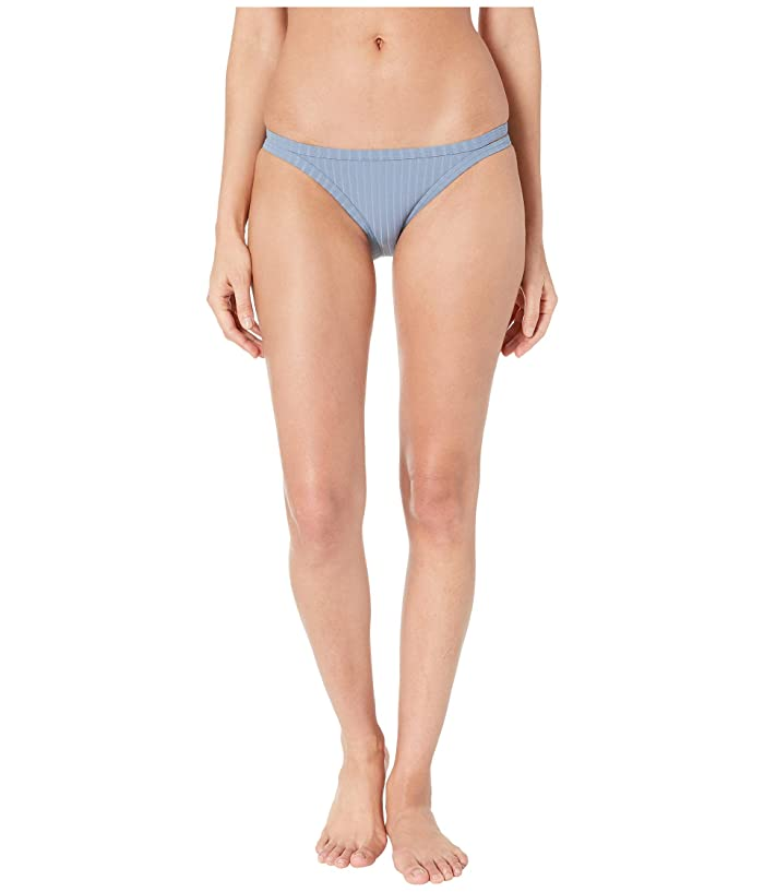 Roxy Color My Life Regular Fit Swimsuit Bottoms (Blue Mirage) Women