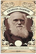 Charles Robert Darwin Cover Britse bioloog beroemdheid 3 canvas kunst poster en muurkunst foto afdrukken moderne familie s...