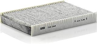 Original MANN FILTER Innenraumfilter CUK 2945 – Pollenfilter mit Aktivkohle – Für PKW