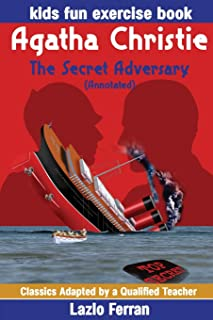 The Secret Adversary (Annotated): Kids Fun Exercise Book