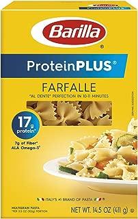 barilla protein pasta ingredients