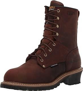 Carolina Boots Men Waterproof Insulated Steel Toe Boots CA5821