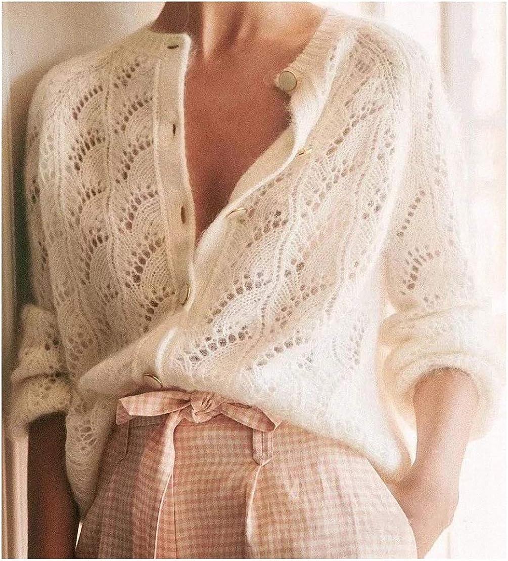 Xileg Jumper Cardigan Autumn Women Sweater Jum Wool Ranking TOP11 Rapid rise Mohair