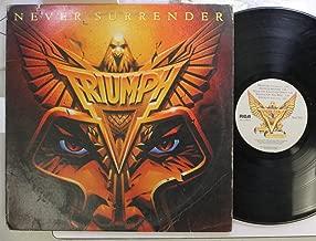 NEVER SURRENDER [LP VINYL]