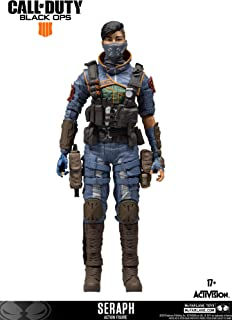FANCYTHAT & SCIFI PLANET Call of Duty Seraph Specialist Action Figure McFarlane
