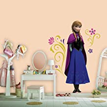 Asian Paints Nilaya Frozen's Anna with Cape Giant wall stickers