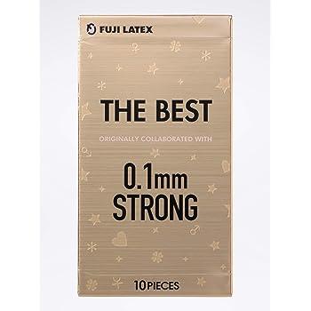 ザ・ベスト コンドーム 0.1mmストロング 10個入