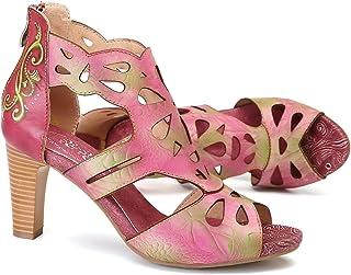 9e3c084c4250b Amazon.fr   chaussures talon soirée   Chaussures et Sacs