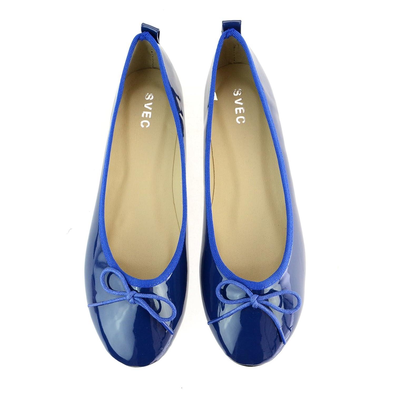 [シュベック] パンプス レディース プレーントゥ フラットパンプス カジュアルシューズ 婦人靴 [ IPT223-1-CPZ ] 春 靴 【 IPT223-1-CPZ 】