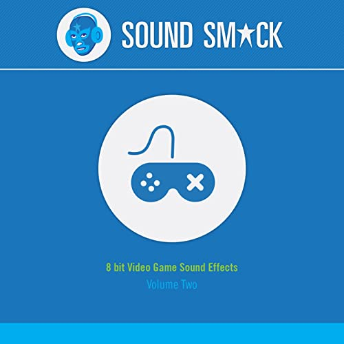 Soundsmack Presents Volume 2: 8 Bit Video Game Sound Effects by