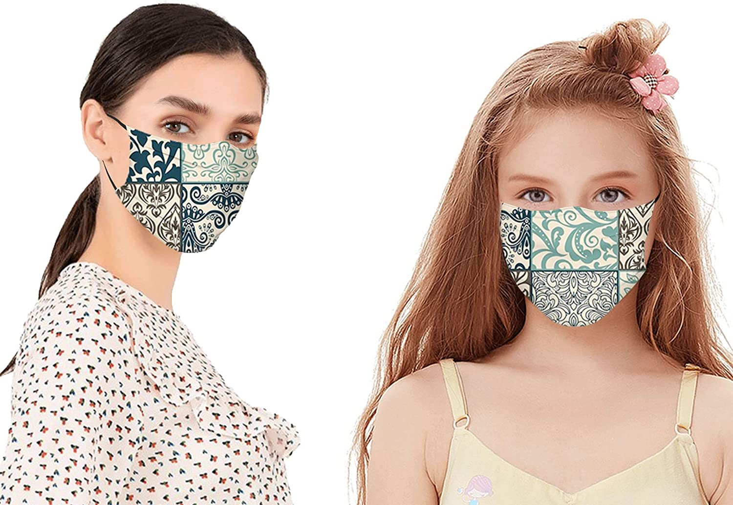 niBBuns Superior Face mask for Women Filter Reusable Washable Mask Popular products D