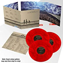 Attack On Titan Original Soundtrack - Exclusive Limited Edition Red Marble Colored 3x Vinyl LP (Only 500 Copies Pressed Wo...