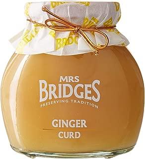 Mrs Bridges Ginger Curd, 12 Ounce