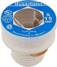 Best 30 amp resettable screw in fuse Reviews