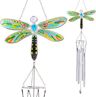 wind chimes for death