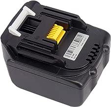 Vinteky/® 14,4v 2000mAh batterie de remplacement pour MAKITA 1051D 4033D 6228D 6233D 6236D 6237D 6280D 6281D 6336D 6337D 6339D 6381D 6932F 6933F 6934F 6935F