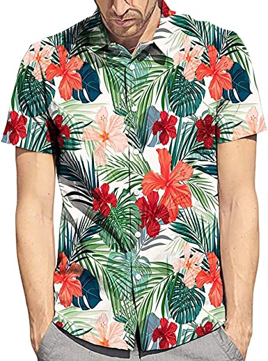 Oliviavan Camiseta de Manga Corta para Hombre,Verano Moda ...