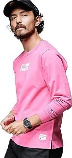 [ナノユニバース] CHAMPION チャンピオン LIR 別注 長袖 Tシャツ LONG SLEEVE TEE メンズ