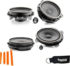 """Sponsored Ad - Focal for Toyota - IS165TOY 6.5"""" Component Speakers and IS690TOY 6x9 Component Speakers photo"""