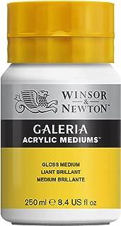 Winsor & Newton Galeria Acrylic Gloss Medium, 250ml