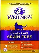 Wellness Complete Health Natural Grain Free Salmon & Herring Indoor Dry Cat Food