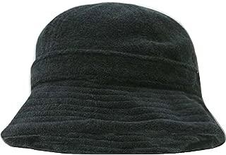 Cotton Unstructured Terrycloth Bucket Hat