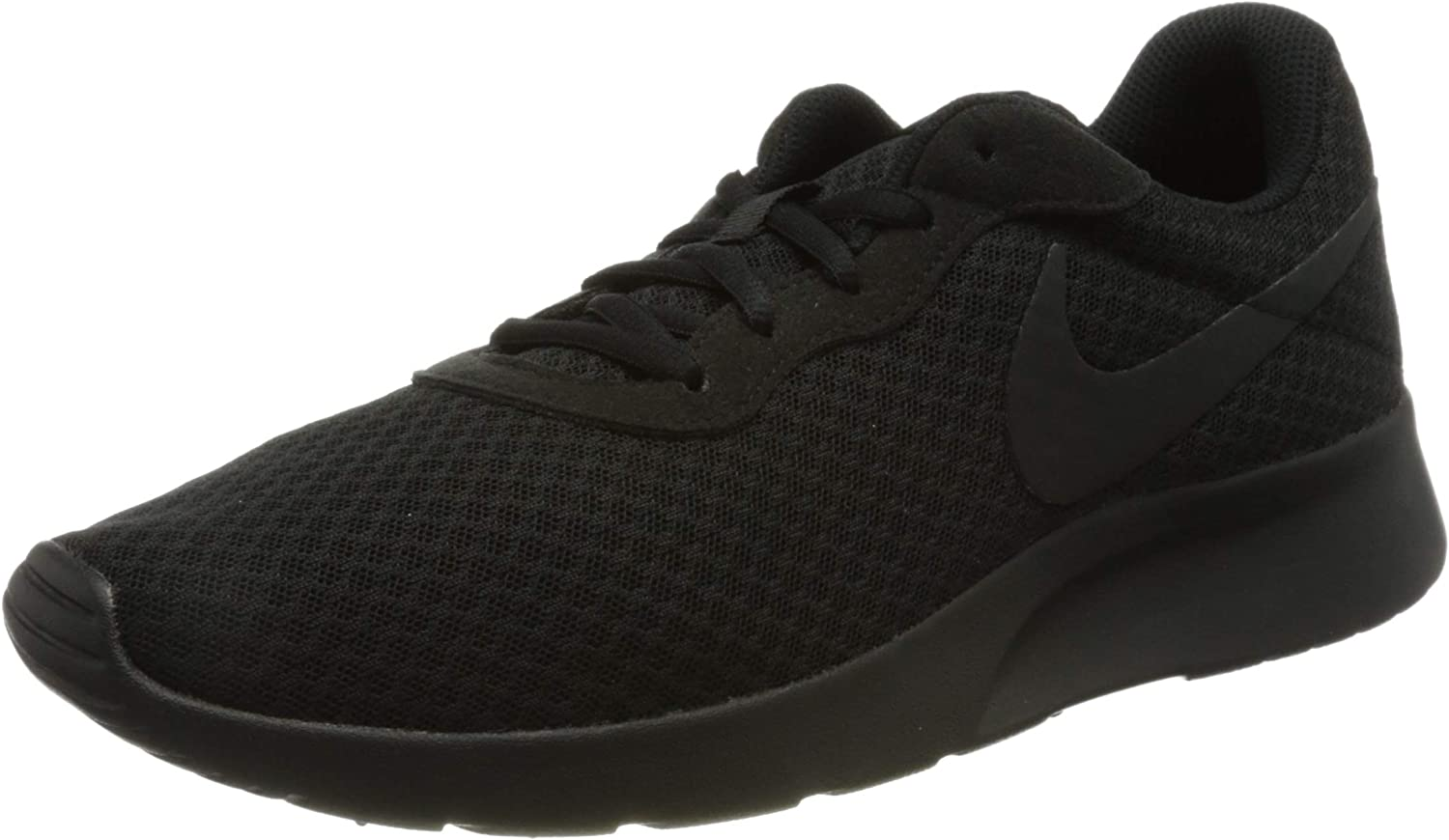 Complete Free Shipping NIKE Men's Tanjun Sneakers Breathable Super special price Textile Uppers and Comfor