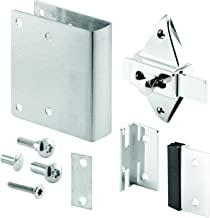Sentry Supply 656-1003 Stainless Steel & Chrome Plated Zamak Square Edge Qwik Fix Kit for 1