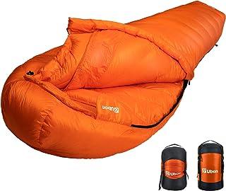 210x80 cm Ranger Featherlite 1395gr 0/°C LOWLAND OUTDOOR/® Down filled rectangular sleeping bag