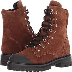 Bruciato Brown Leather/Rubber